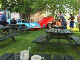 Sportscar Breakfast Club, Tuusula, 9.6.2018