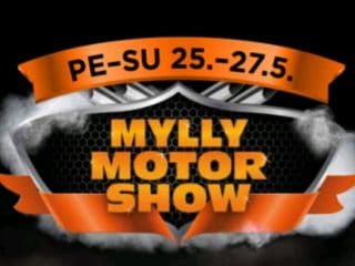 Mylly Motor Show 2018, Raisio, 25.5.2018