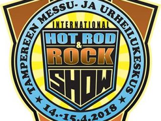 Hot Rod & Rock Show, 14.4-15.4, Tampere