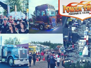 Power Truck Show 2018, Härmä, 10.-11.8.2018